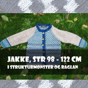bogcover-jakke-med-strukturmønster-98-122